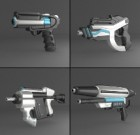 SciFi Guns Pack
