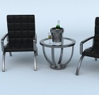 Elegant Chair Set