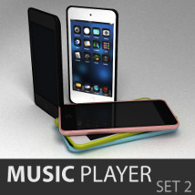 Music Player set 2
