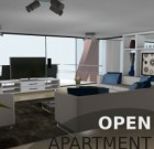 3D Open Apartment