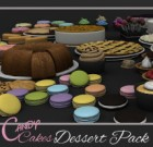 Candy Cakes Dessert Pack
