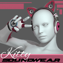 Kitty Soundwear