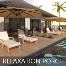 Relaxation Porch