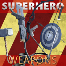 Superhero Weapons