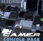 Gamer Console Pack